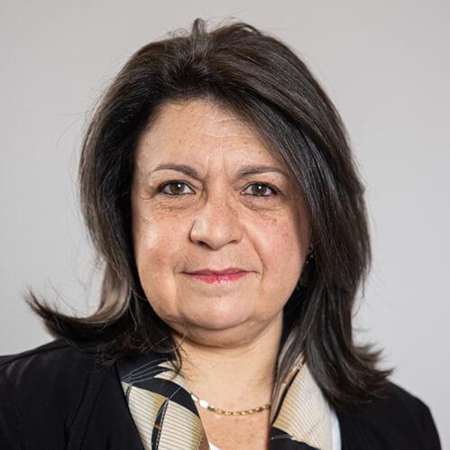 Roseline Cisier présidence